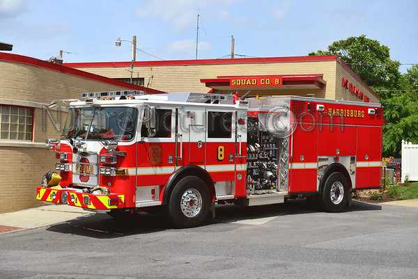 DAUPHIN COUNTY, PA FIRE APPARATUS