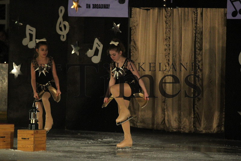 "Lakeland Ice Show ""On Broadway"""