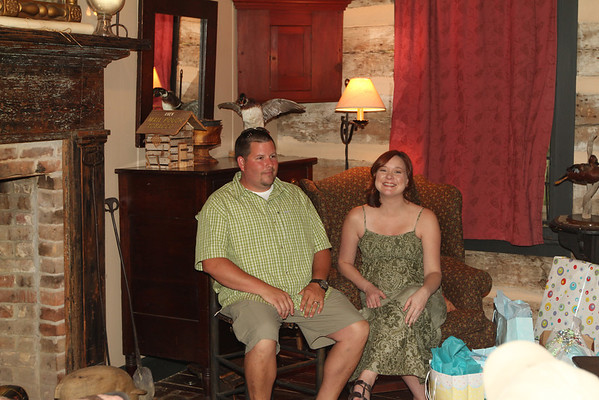 Louis and Victoria Larose Baby Shower 2011