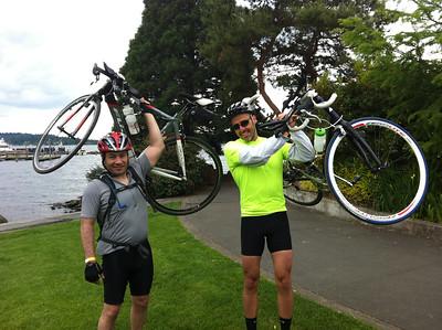Bike Rides and Ski Trips