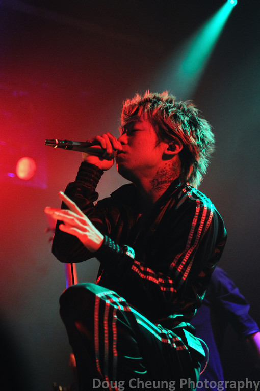 Dir en grey - House of Blues 2011