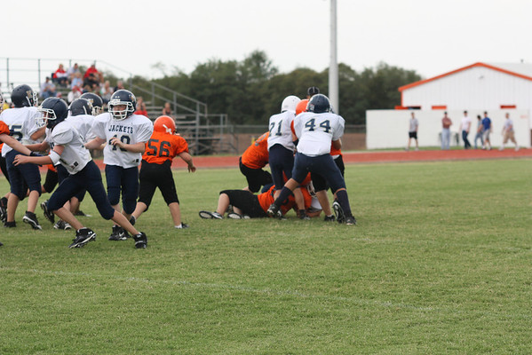 PEEWEE FOOTBALL 2010