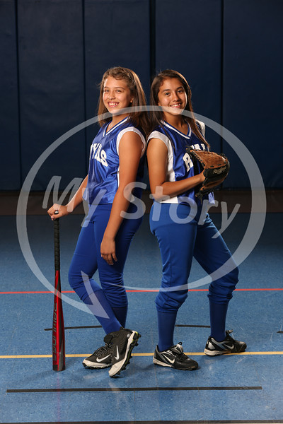 St Paul Softball 2014