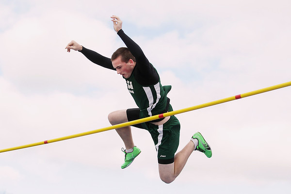 Track: St. Francis, TCC, TCW, April 11, 2012
