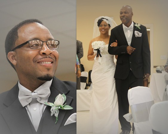 Christopher & Elnora Vow Renewal Ceremony