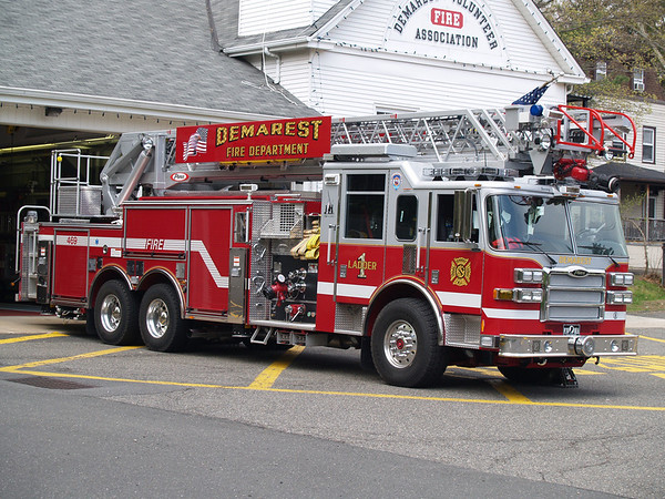 Demarest, NJ Ladder 1