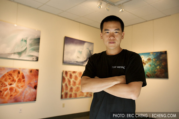 May 23, 2009: Eric Cheng Photo Exhibition, San Diego