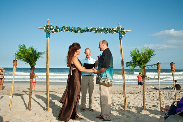 Donna and Donnie Wedding