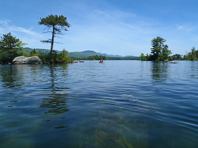 SQUAM LAKE June 1, 2014