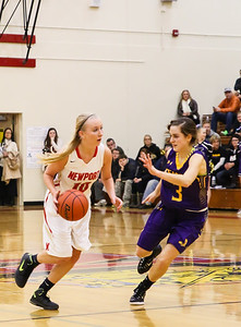 Issaquah @ Newport Girls Basketball