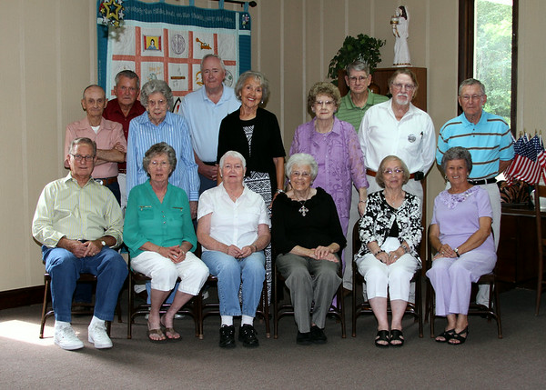 Crossville Class of 1954 Reunion