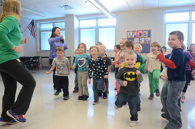 Head Start Dance Party