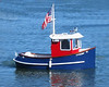 Little Tug, Plymouth Harbor