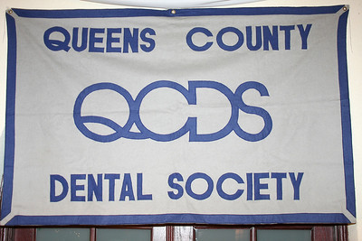 Queens County Dental Society January 2008 Dinner at Douglaston Manor.
