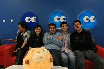 Google Video Services Team Pictures