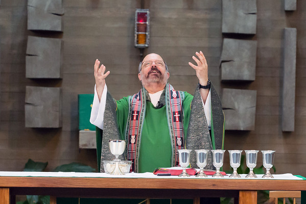 Aug 18, 2013 - 9:45 am and 11:30 am Mass and Homily by Fr. Dave Gese