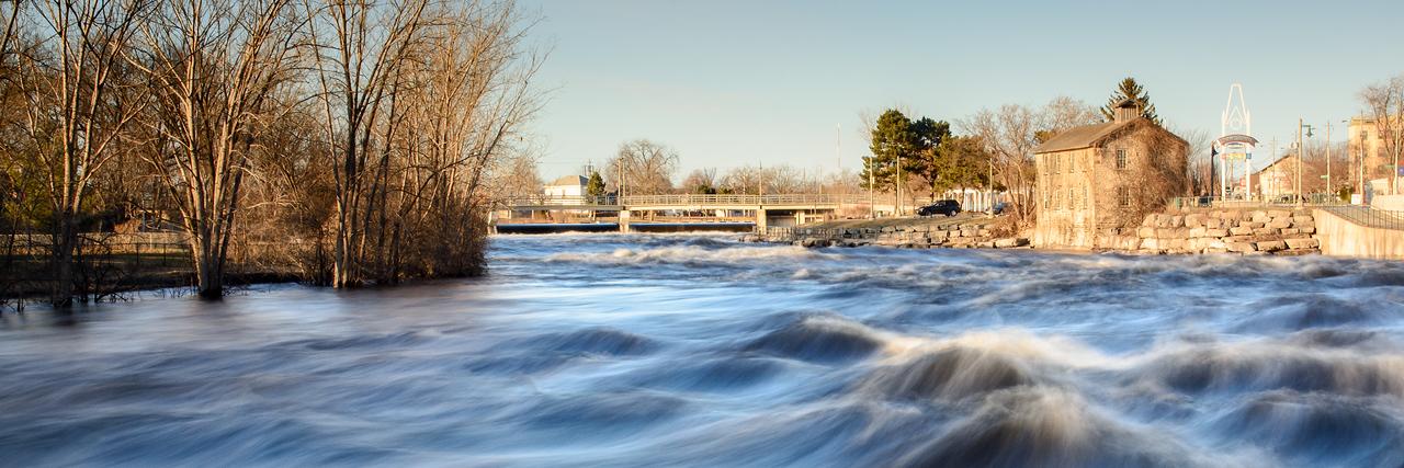 Moira River - Belleville, Ontario
