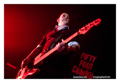 Fifty Foot Combo - Ancienne Belgique