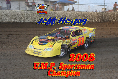 2008 Top 10 Track Point Standings Photos