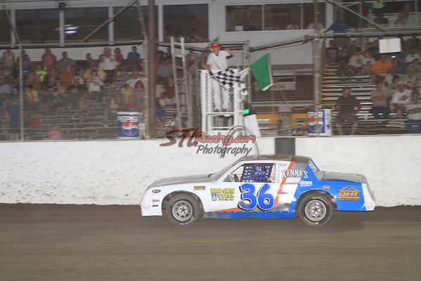 UMP DIRTcar/AARA Pure Stocks