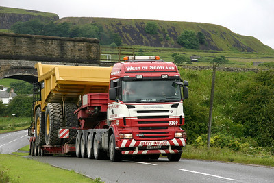 West of Scotland Heavy Haulage.