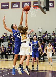 Bothell @ Issaquah Girls Basketball