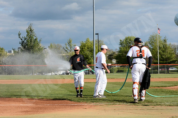 Baseball vs Union College 4-11-12