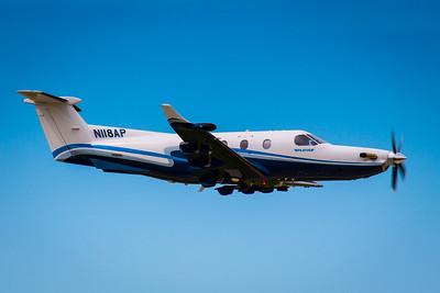 Pilatus PC12 N118AP