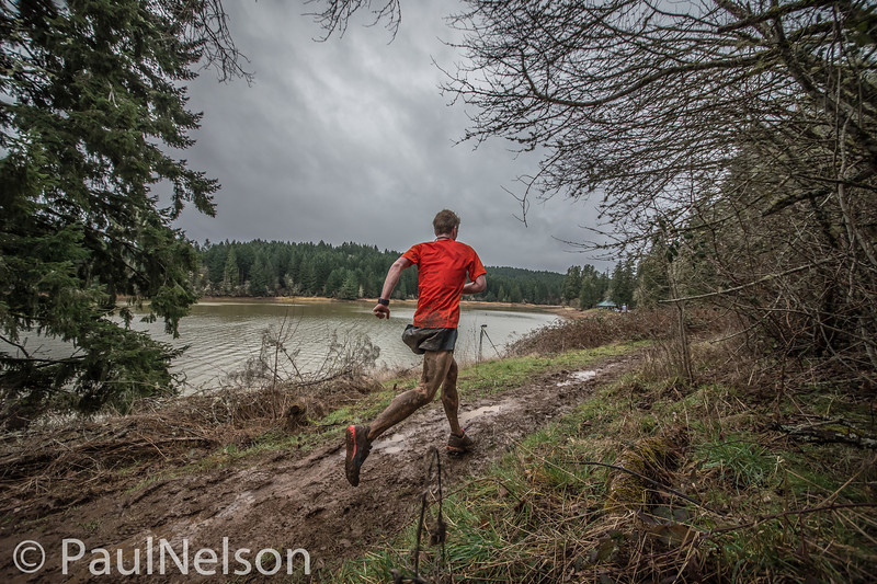 Hagg Lake Mud Run  50K/25K 2014