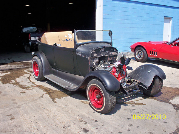 29 Ford Phaeton - William
