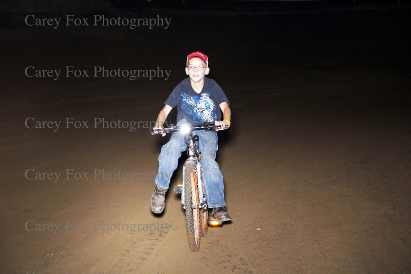 September 14, 2013 - Kids bike race