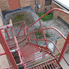 2010 Classrooms on the south east side and the Fire Escape :