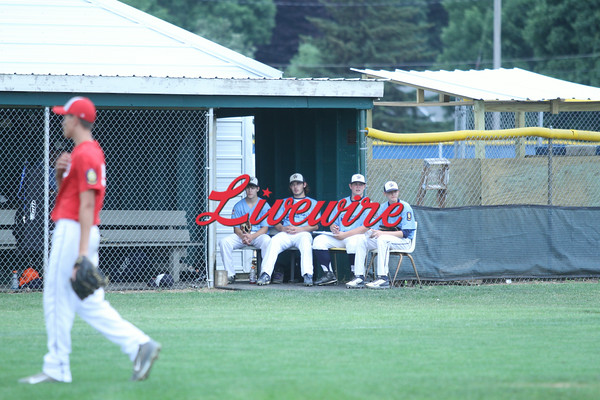 Legion Baseball vs. Wabasso 7-10-14