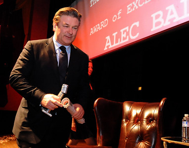 Alec Baldwin at BIFF