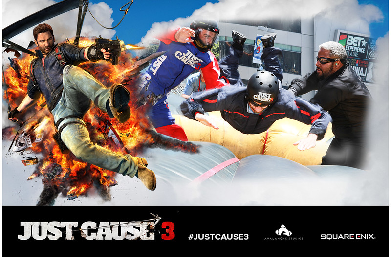 Just Cause 3 at E3