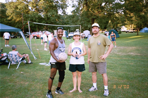 2000 Volleyball Campout