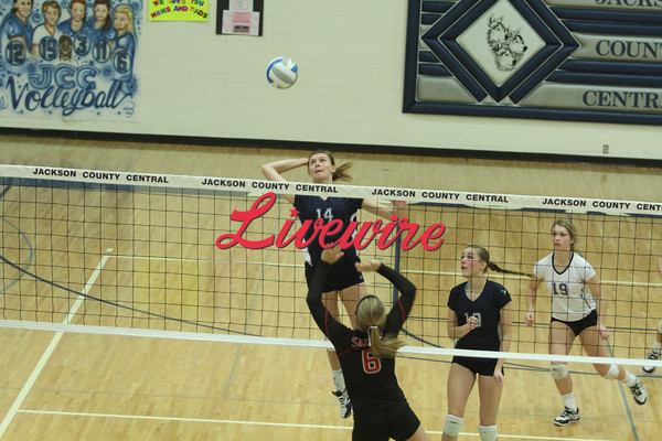 VB vs St. James 10-14-14
