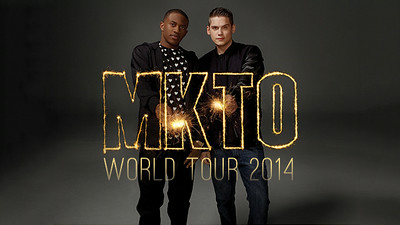 MKTO - World Tour 2014