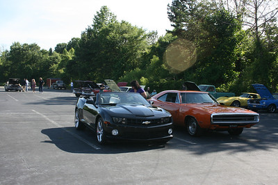 Northern Tool Cruise-In - Burlington, NC - 05/25/2013