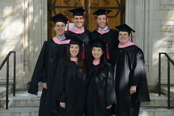2014 Westminster Choir College Commencement