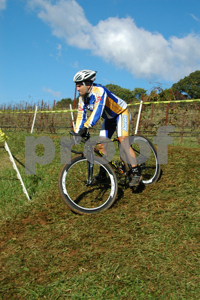 2009 Dahlonega CX Masters Men