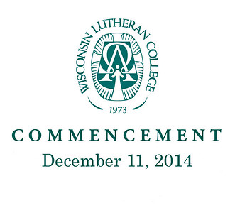 WLC 2014 Fall Commencement