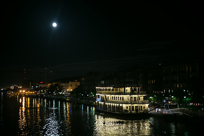 Savannah Riverboat Dinner Cruise | July 2014