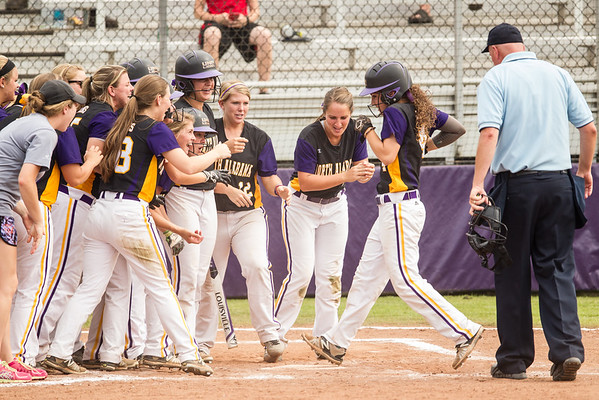 UNA SB NCAA Tournament 05/10/15