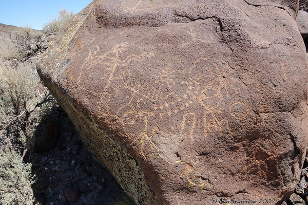 Petroglyphs - Native American Art