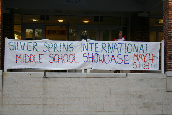Silver Spring International Middle School