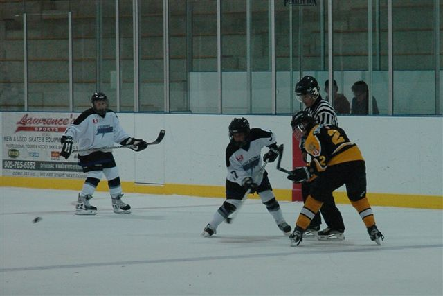 2005-2006 Caledonia Thunder Hockey Season
