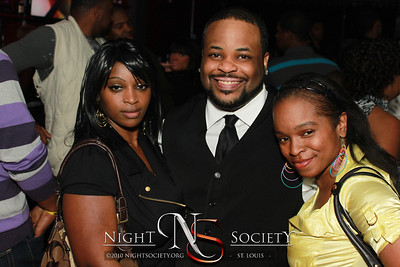 Ultimate Scorpio Birthday Bash at The City 11-13-10