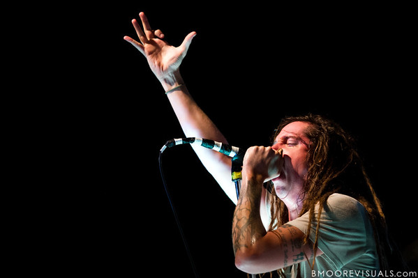 Underoath - State Theatre, St. Petersburg - 10/20/11