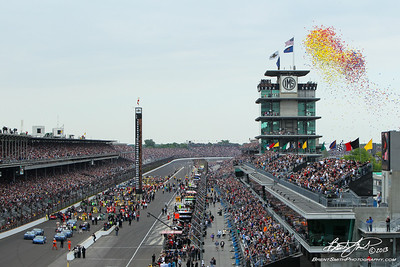 Indianapolis Motor Speedway May 26, 2013